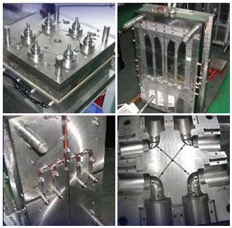 liquid silicone mold, LSR mold