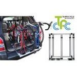 3 Bicycles Interior Car Carrier Racks for RV SUV VAN WAGON 4WD with fold-flat backseats - JA-FTR-I3