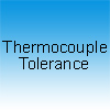 Thermocouple Tolerance