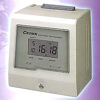 CROWN Micro Computer Time Recorder (CR-980)!!salesprice