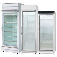 Single door top mounted showcase series!!salesprice