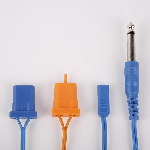 Monopolar Grounding Plate Connector Cable