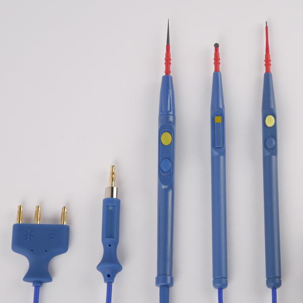 Electrosurgical (ESU) Pencil, Hand-Controlled, Reusable, Button Switch - SW11200 Series