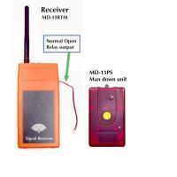 Man Down Alarm System, Truck Driver Protection