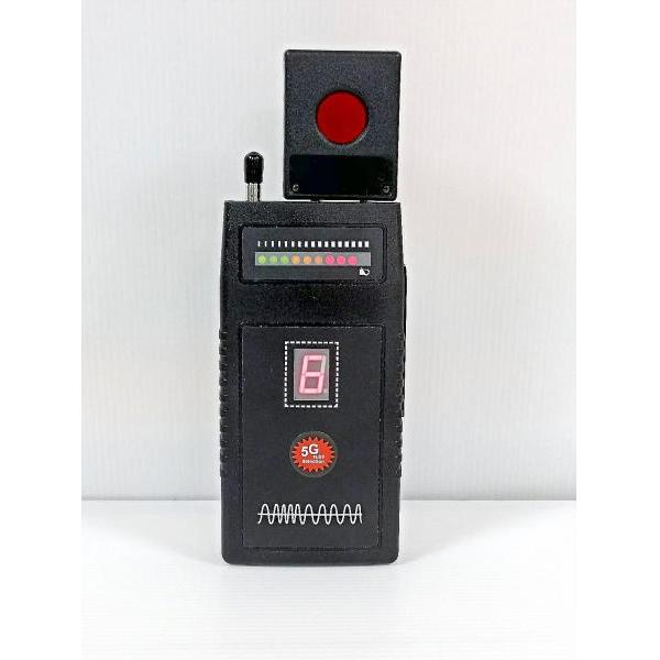 RF Signal Detector With Auto Threshold + Add-on Lens Finder