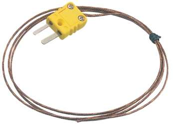 High temperature type K thermocouple