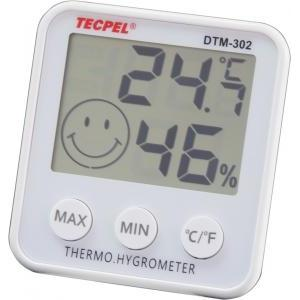 Hygro Thermometer DTM-302