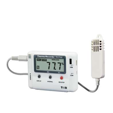 TR-77Ui  temperature and humidity data  logger