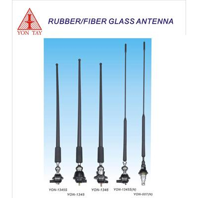 Rubber/Fiber Glass Antenna - YON-1345, YON-1346