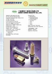 self eapping screw - All Kinds of Special Fasteners - Customized