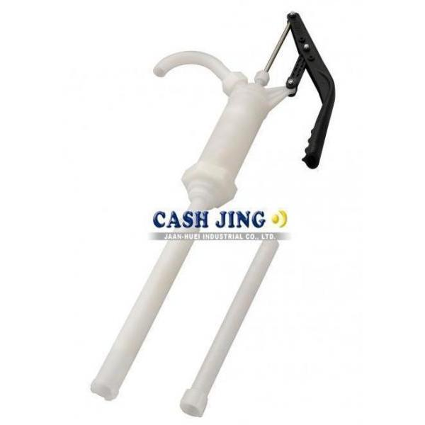 PVDF Lever Acting Drum Pump - T-490S