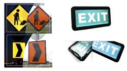 LED sign SN series