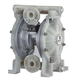1 Air Operated Diaphragm Pump - DS10 - Non-metallic Type