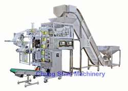 Vertical Packaging Machine, electronic weighing filling and packing machine