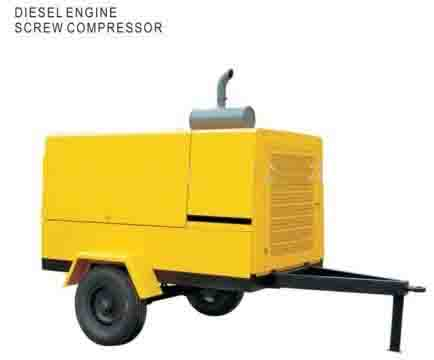 moveable air compressor