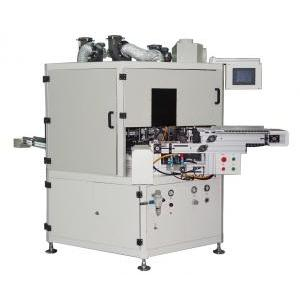 Auto 2 Color Round Tube Printing Machine - WE-12UV-A1