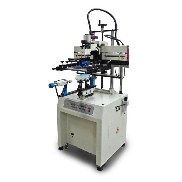 For Cylinderal / Curved Objects Screen Printing Machine!!salesprice