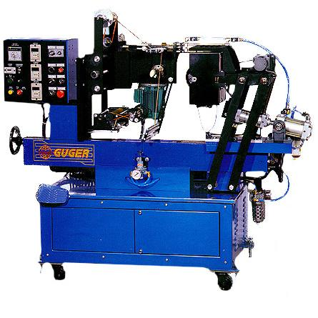 Irregular Frame Roller Heat Transfer Machine!!salesprice