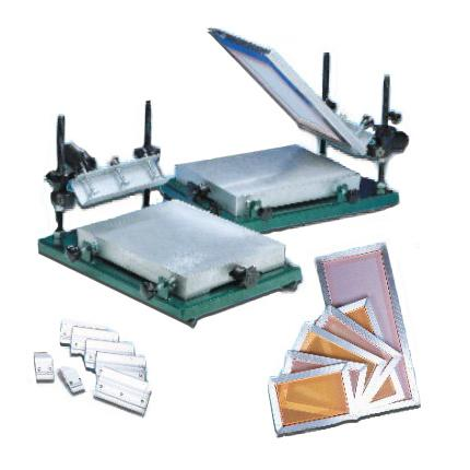 Manual printing Table/Squeegee handle/Aluminum Frame!!salesprice