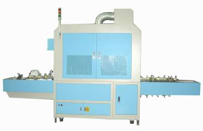 Surface Flame Treatment Machine (Plastic Surface Flame Treatment Machine) - FLHM300-120