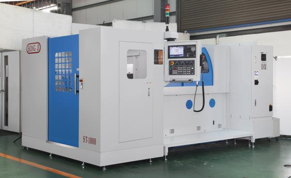 Gun Drill, CNC Deep Hole Drilling Machine
