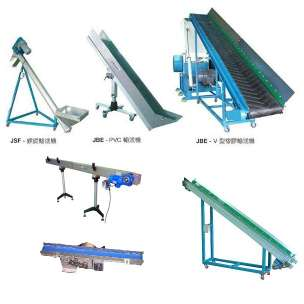 Belt Conveyors - Auto Conveyor Machines