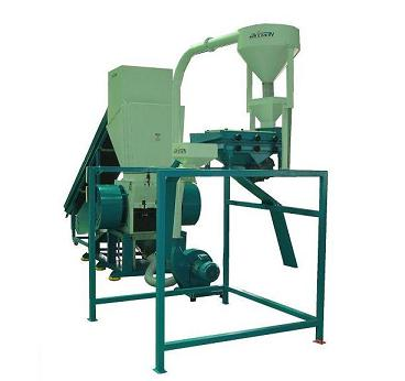 Plastic Recycling and Vibrating Machine