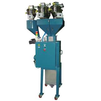 Automatic Gauger-Volumetric Color Dosing Machines - JAT Series