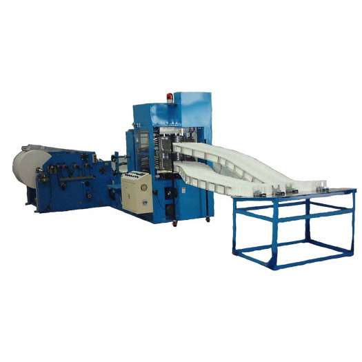 Tissue paper machine-Paper Napkin Making Machine - JY-330B-2T Series