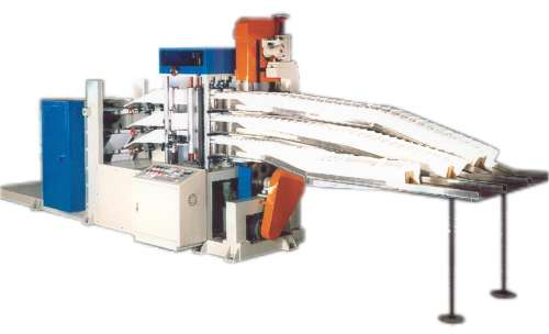 Tissue paper machine-Paper Napkin Making Machine - JY-330B-3T Series