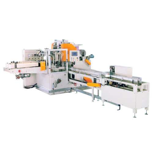 Automatic Wrapping Machine for Facial Tissue and Paper Napkin