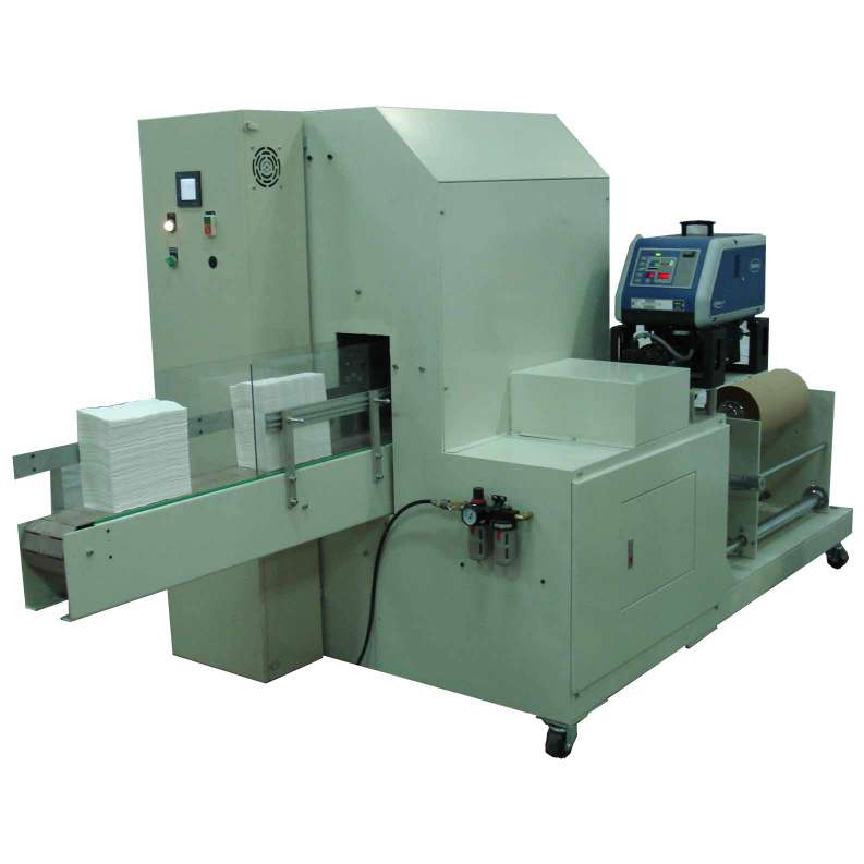 Hand Towel /Tissue Bundle Wrapping Machine - JY-330P(PS)Series