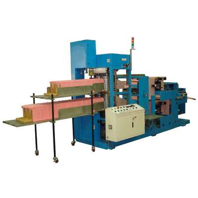 Tissue machine - JY-330B-2T Series - Paper Napkin Making Machine