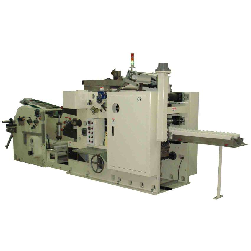 Tissue Paper Machine - JY-330A-2T Series