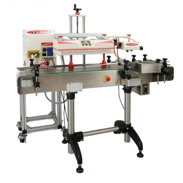 Full Automatic Aluminum Foil Sealing Machine (With Conveyor) - LK-400C