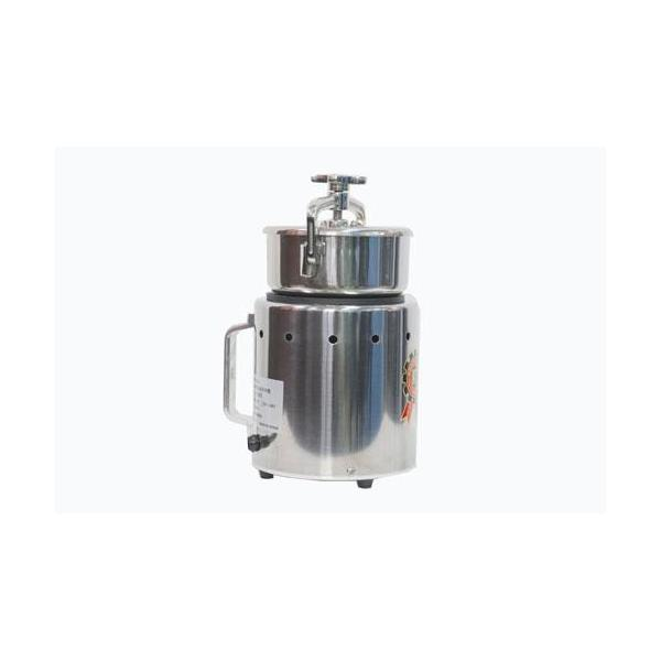 250g No thread of lid type Pulverizing Machine