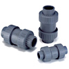 True Union Ball Check Valve (Vertical Type)