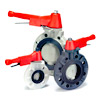Butterfly Valve - Lever Handle Type