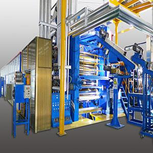 PVC Sheet Machine - (Flexible, Transparent) and Film Plant Equipment
