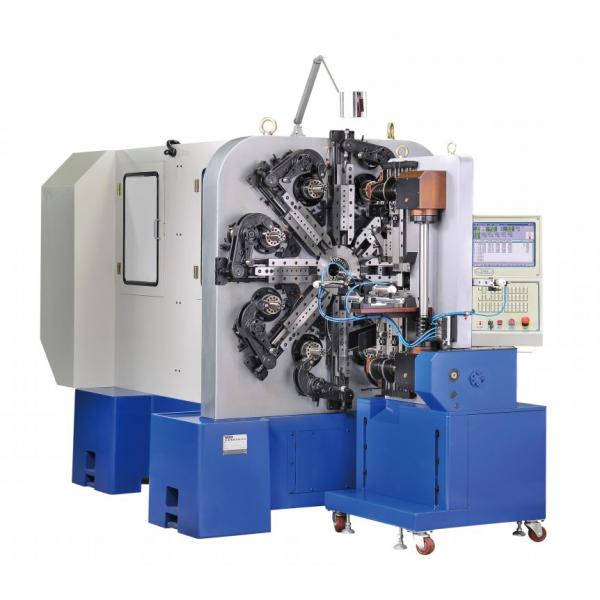 CNC Spring Making Machine - XD CNC-650W