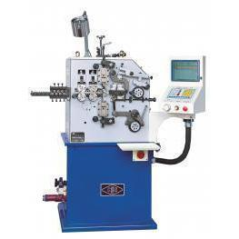 CNC Compression Coiling Machine - CS CNC16