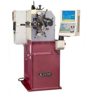 CNC Compression Coiling Machine