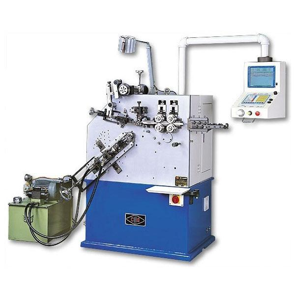 CNC Ring Making Machine