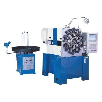 CNC Spring Making Machine - XD CNC-620W