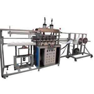 Mask Heating And Forming Machine