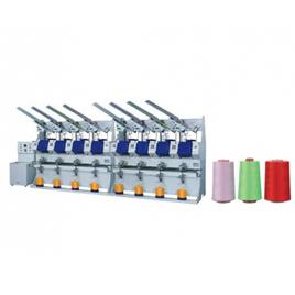 Automatic Sewing Thread Cross Cone Winder (4 Spindles)