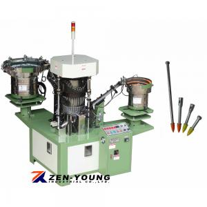 Drive Pin & Plastic Cap Assembly Machine - ZYEC