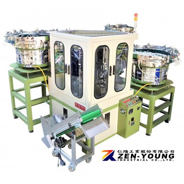 Long Screw & Nylon Anchor Assembly Machine - ZYCL