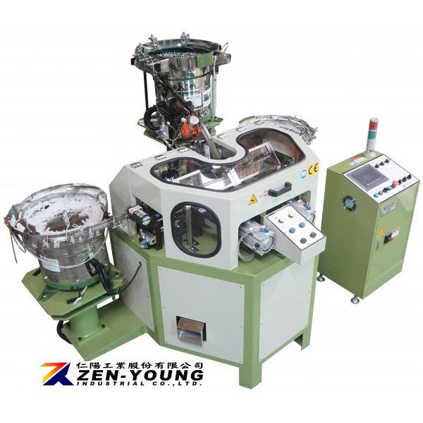 Collated Strip Pin Assembly Machine - ZYO