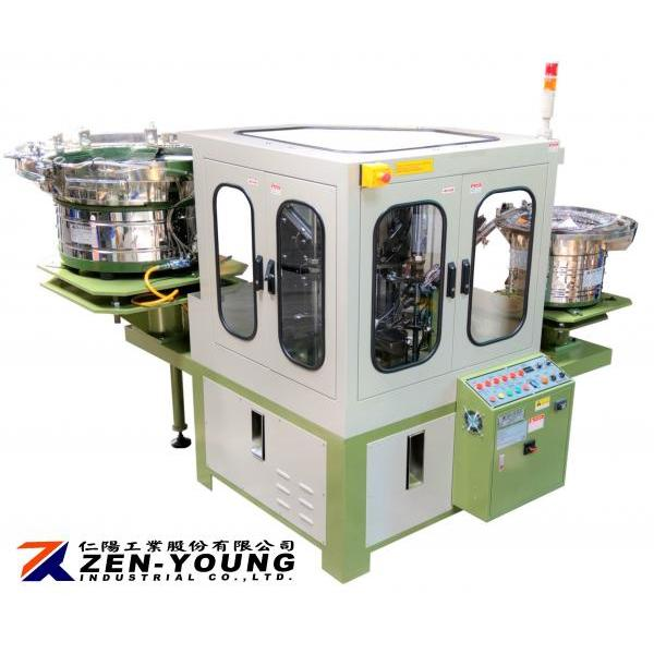 Long Self - Drilling / Tapping Screw &  Bonded / BAZ Umbrella Washer Assembly Machine!!salesprice
